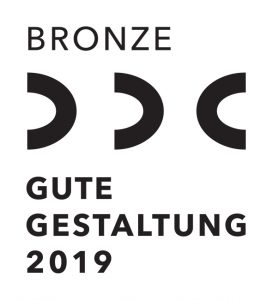 DDC Award 2019 in der Kategorie Spaces